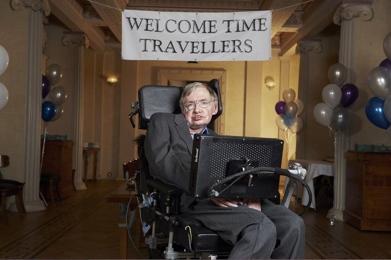 On June 28, 2009, Stephen Hawking threw a party for time-travelers. He announced the party the day after it happened, and according to Hawking, no one came.