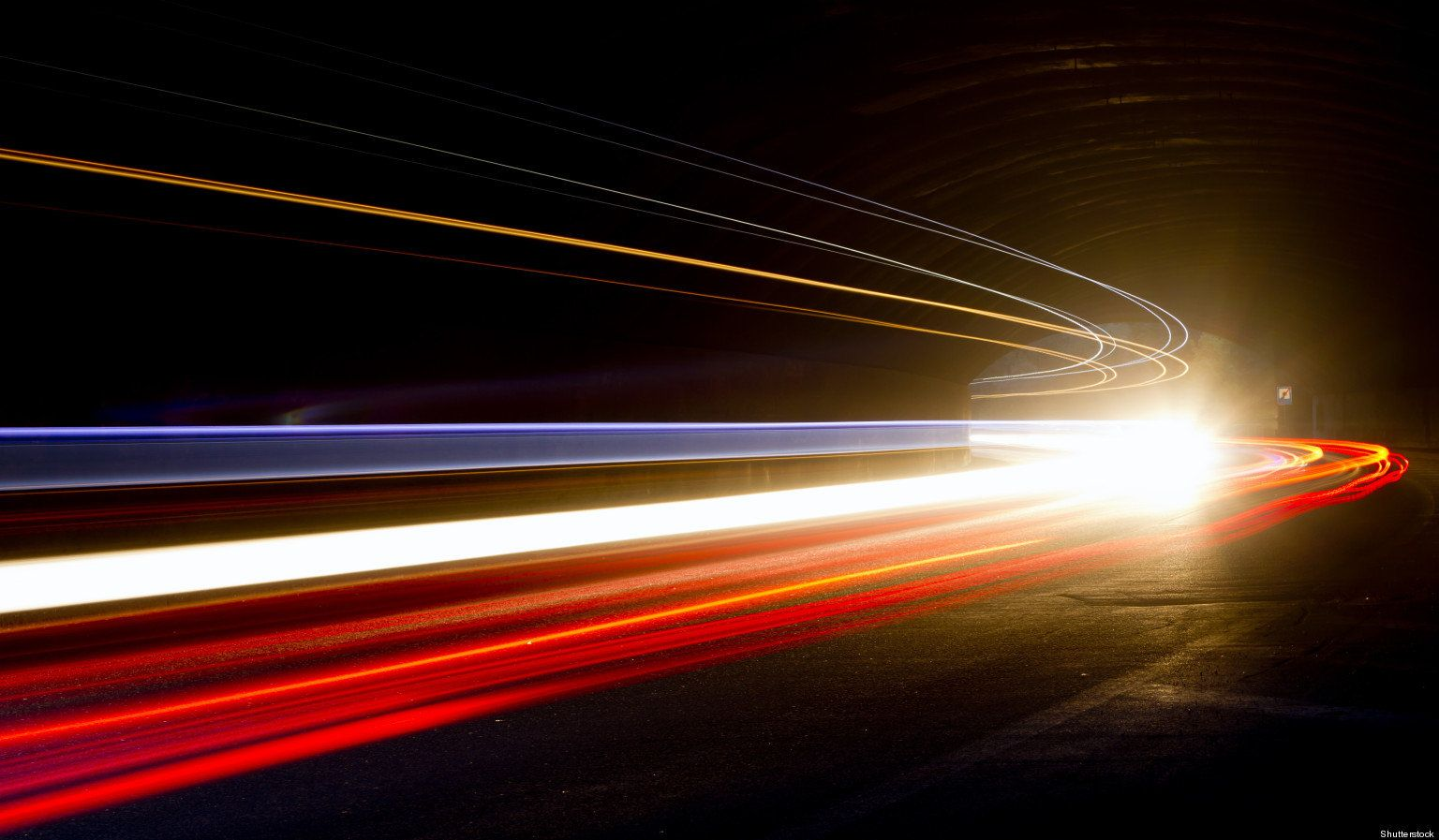 The speed of light in a vacuum is 186,282 miles per second (299,792 kilometers per second), and in theory nothing can travel faster than light.