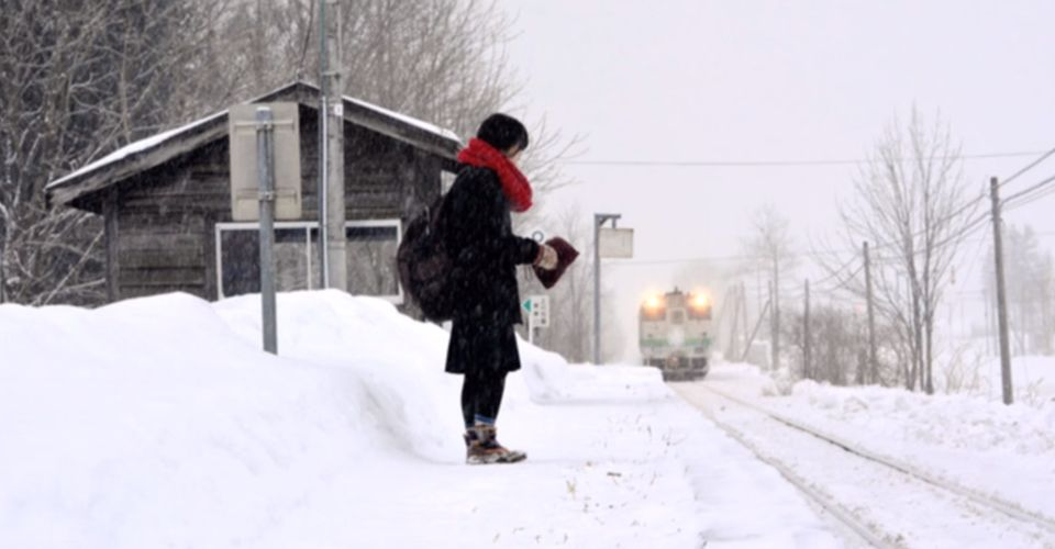 Japan keeps a train station in operation in a small village to enable a single small girl to commute to school. The train goes only twice a day, when she goes to school and when she returns.