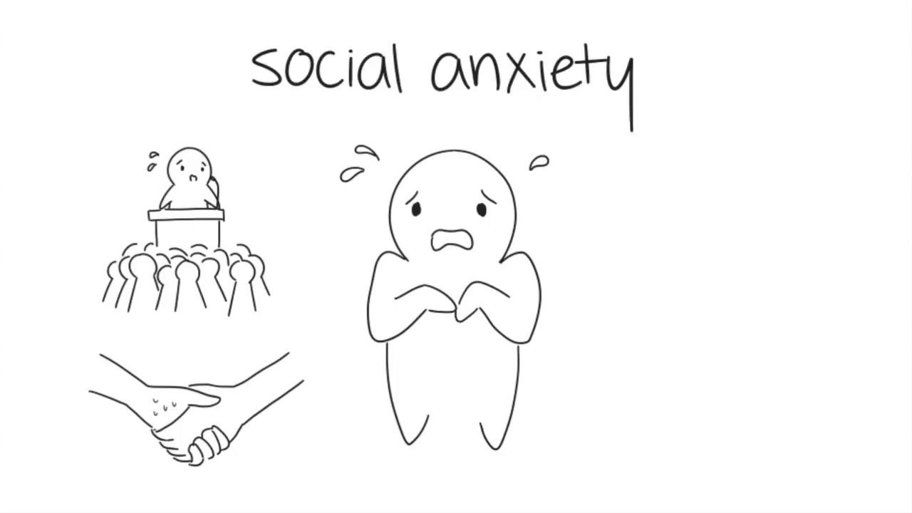 According to recent research, new friends become better friends over time if they have similar levels of social anxiety.