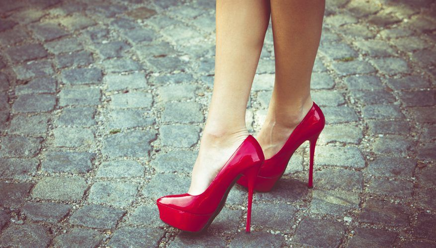 A 100 pound woman in stiletto heels exerts more pressure on the ground than a 6000 pound elephant.