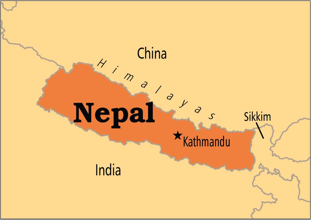 Nepal was the first country in Asia to introduce gay marriage.