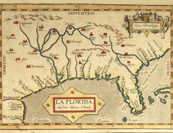 """Spanish explorer Juan Ponce de Leon, who led the first European expedition to Florida in 1513, named the state in tribute to Spain's Easter celebration known as """"Pascua Florida,"""" or Feast of Flowers."""