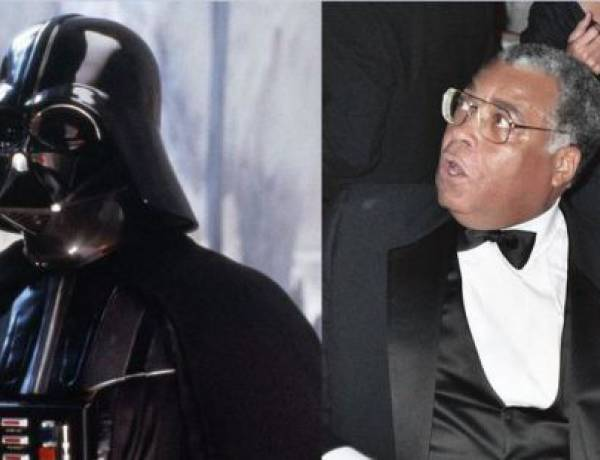 James Earl Jones once traveled across the United States and used his legendary Darth Vader voice to talk to truck drivers on his CB radio- but he had to stop doing it because he kept freaking people out.