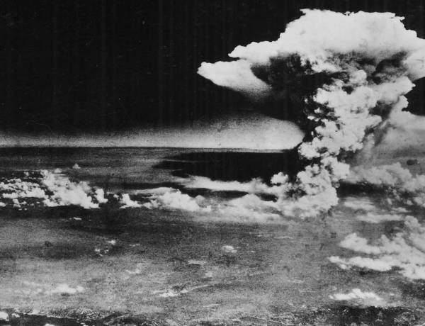 The Soviet Union detonated its first atomic bomb on August 29, 1949, at the Semipalatinsk Test Site in Kazakhstan. The event ended America's monopoly on atomic weaponry and launched the Cold War.