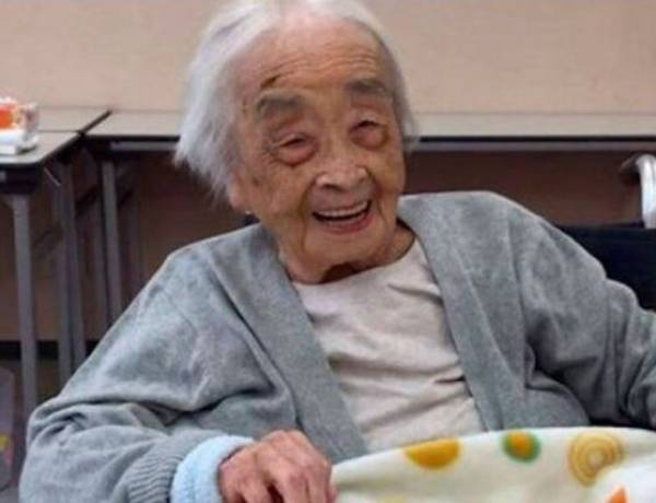 The oldest person on Earth was born closer to the signing of the United States Constitution than to today.