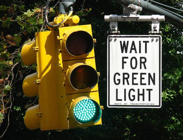 The average person spends 6 months of their lifetime waiting on a red light to turn green.