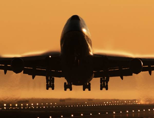 There is enough petrol in a full tank of a Jumbo Jet to drive the average car 4 times around the world.