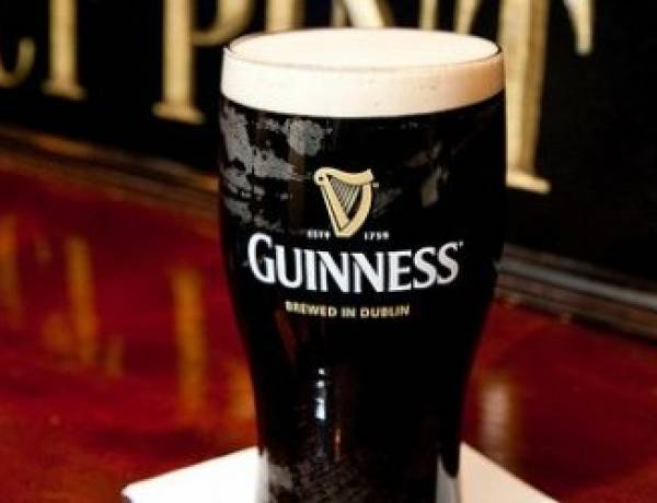 70% of all Irish barley grown goes towards the production of Guinness beer.