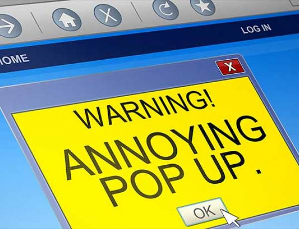 The man who invented pop-up ads has apologized to the world for creating one of the Internet's most hated forms of advertising.