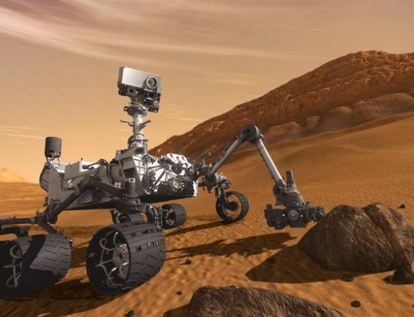 Alone on Mars, the Curiosity Rover sings to itself Happy Birthday every year on August 5.