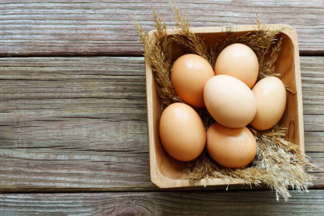 An egg contains every vitamin except vitamin c