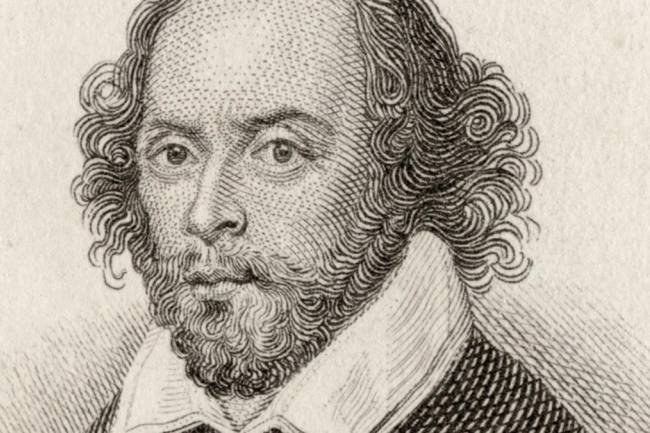 William Shakespeare was born and died on the same day, April 23.