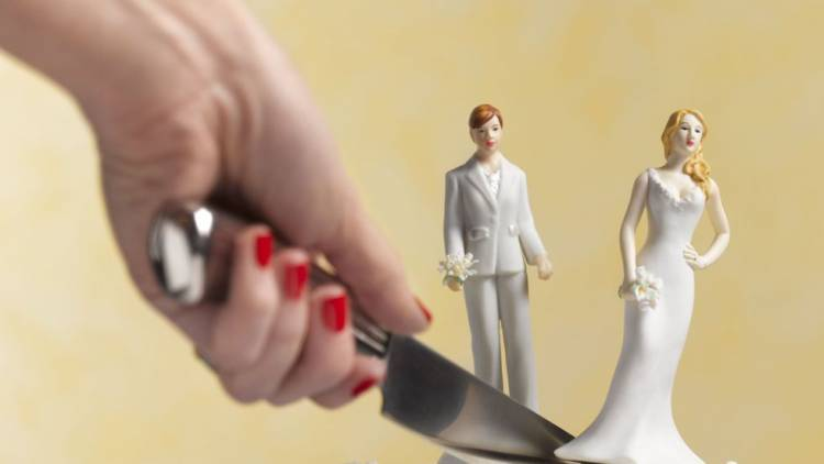 75% of people who marry partners from an affair eventually divorce.