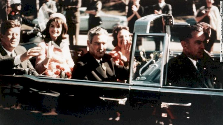 Until President Kennedy was killed, it wasn't a federal crime to assassinate the President.