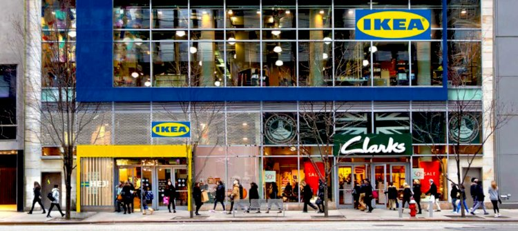 It is estimated that 1 out of 10 children in Europe were conceived on an IKEA bed.
