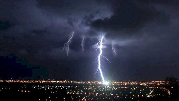 The Earth is struck by lightning over 100 times every second.