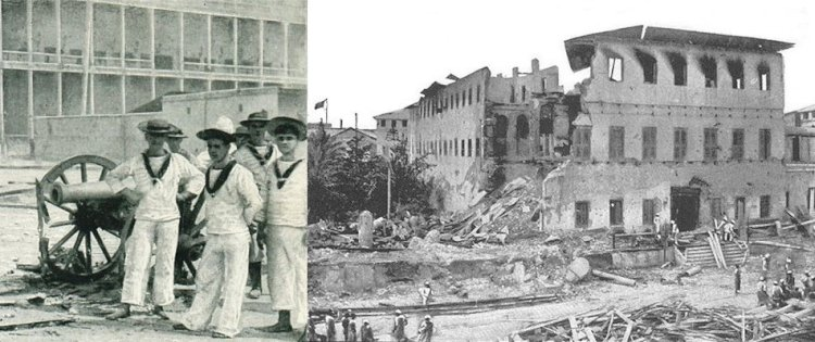 The Anglo-Zanzibar war of 1896 is the shortest war on record lasting an exhausting 38 minutes.