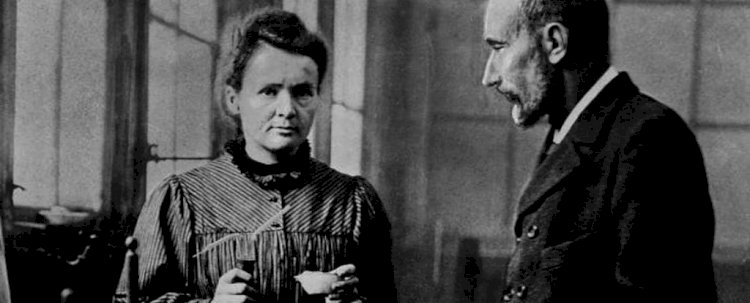 Marie Curie, the Nobel prize winning scientist who discovered radium, died of radiation poisoning.