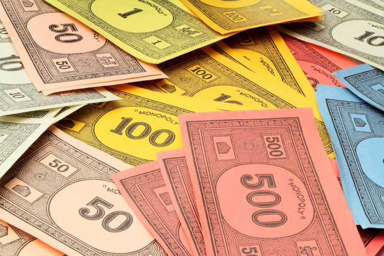 Everyday, more money is printed for Monopoly sets than for the U.S. Treasury.