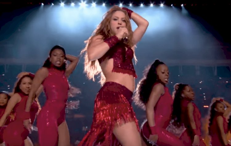 When Shakira was in second grade, she was rejected for the school choir because her vibrato was too strong. The music teacher told her that she sounded like a goat.