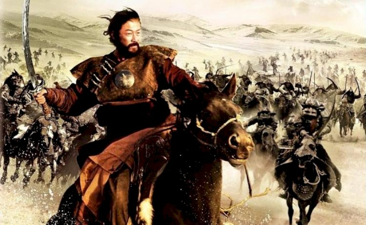 You have 0.5% chance of being related to Genghis Khan.