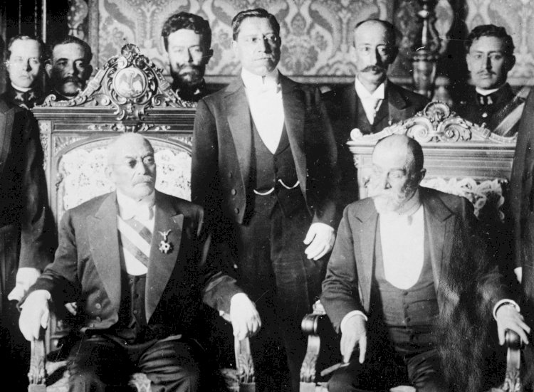 Mexico once had three presidents in a single day.