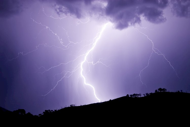 The odds of being struck by lightning are 600,000 to 1