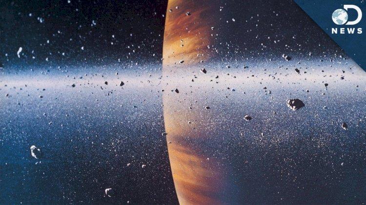 It rains diamonds on Saturn and Jupiter.