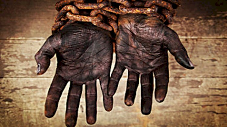 Until 2007, slavery was legal in Mauritania. Even still, 1-4% of the population is still living as slaves.